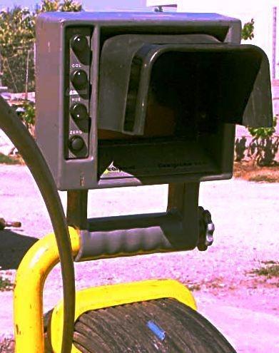 Κάμερα διάγνωσης βλαβών σε σωλήνες